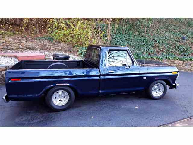 1973 Ford F100 | 792855