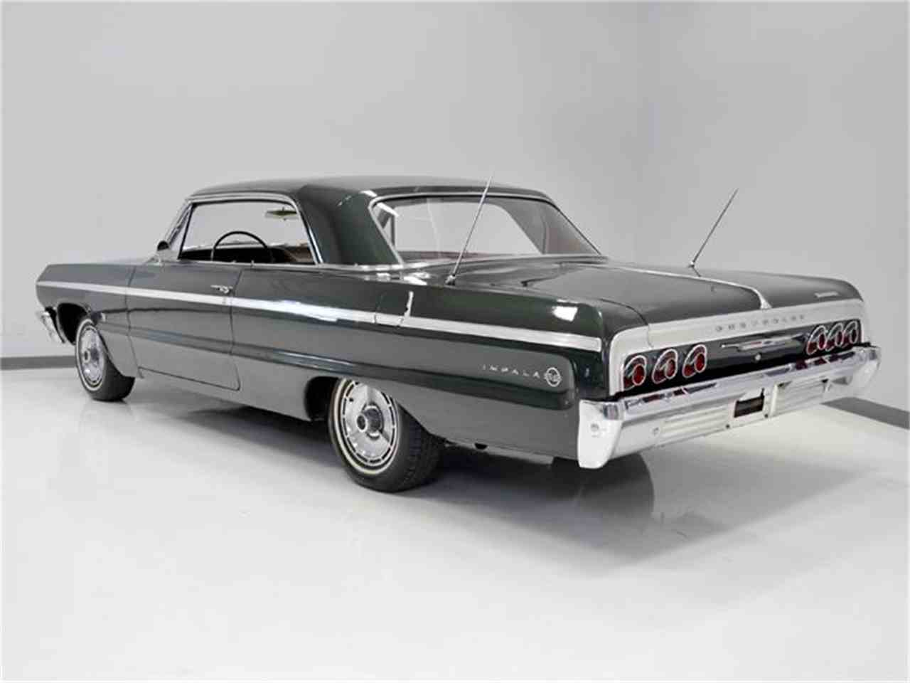Trucks For Sale In Ohio >> 1964 Chevrolet Impala SS for Sale | ClassicCars.com | CC-792861