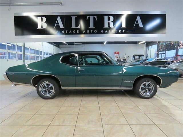 1969 Pontiac GTO | 792866