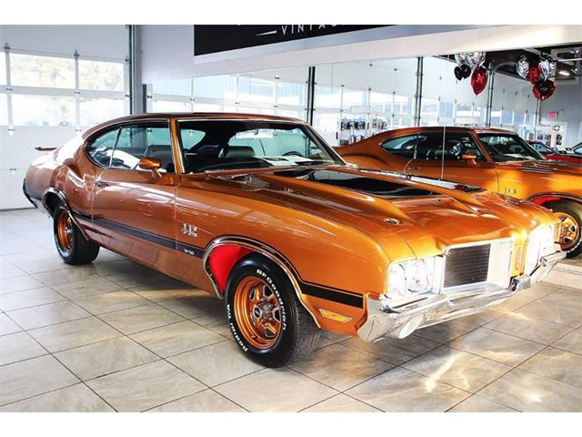 1971 Oldsmobile 442 | 792868