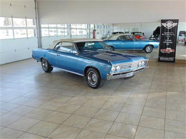 1967 Chevrolet Chevelle | 792869