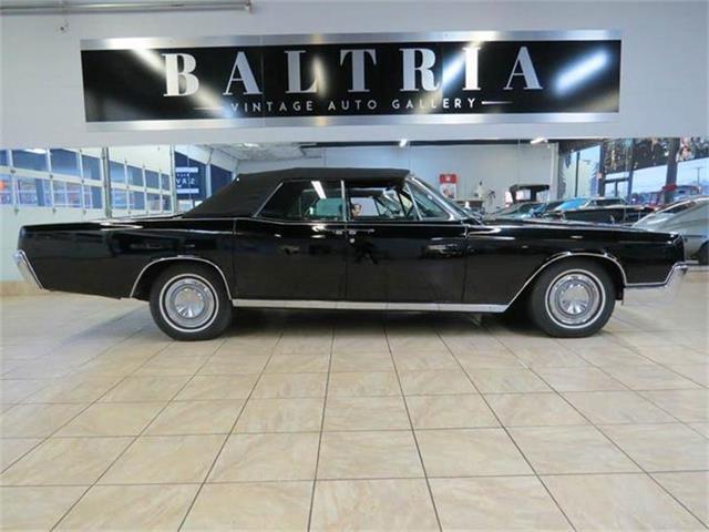 1966 Lincoln Continental   792902