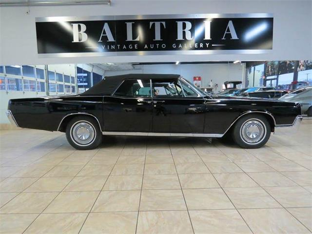 1966 Lincoln Continental | 792902