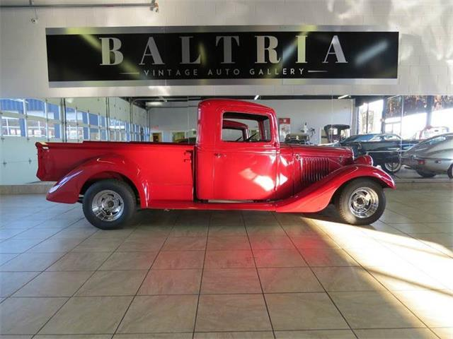 1936 International Pickup | 792922