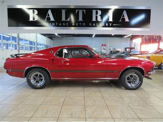 1969 Ford Mustang | 792932