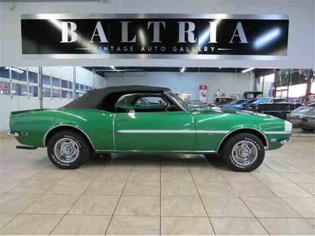 1968 Chevrolet Camaro | 792943