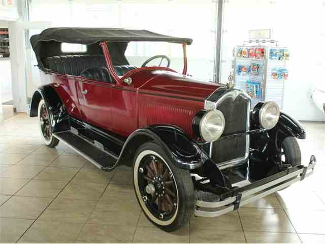 1927 Buick Model 25   792982