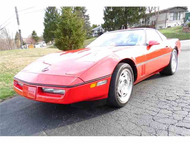 1990 Chevrolet Corvette ZR1 | 793001