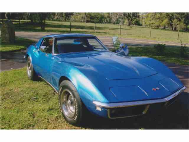 1968 Chevrolet Corvette | 793444