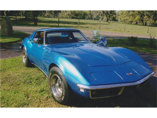 1968 Chevrolet Corvette Stingray | 793444