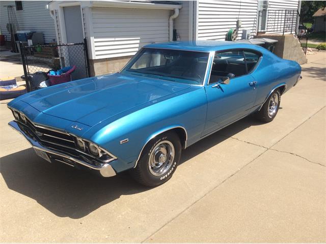 1969 Chevrolet Chevelle | 793452