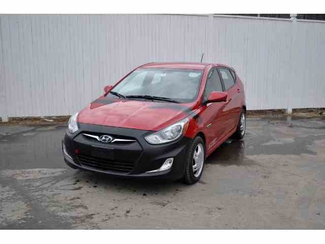 2012 Hyundai Accent   793483