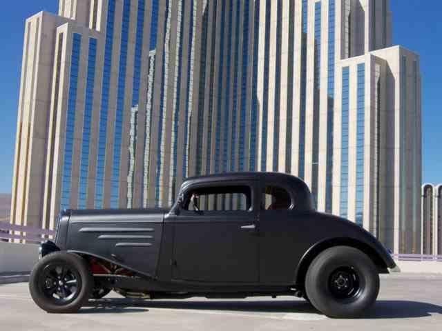 1934 Chevrolet 5-Window Coupe | 793485