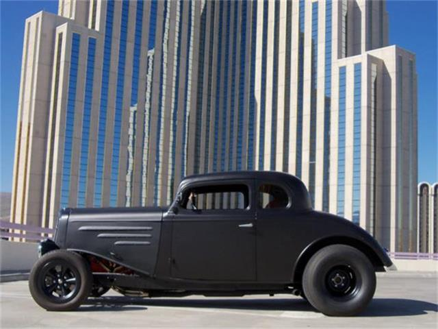 1934 Chevrolet 5-Window Coupe | 793485