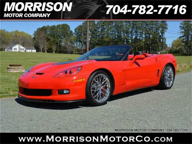 2013 Chevrolet Corvette   793489