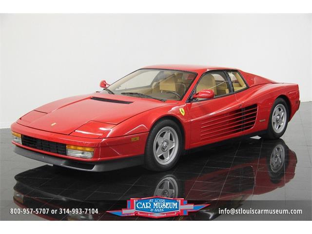 1987 Ferrari Testarossa | 793490
