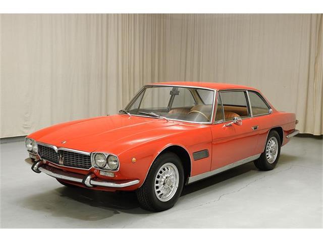 1967 Maserati Mexico   793506