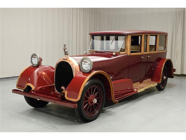 1921 Heine-Velox V-12 | 793507