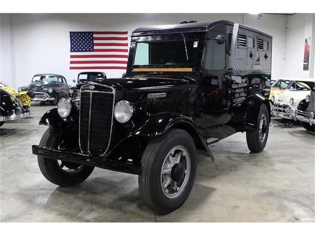 1935 International C35 Armored Truck   793524