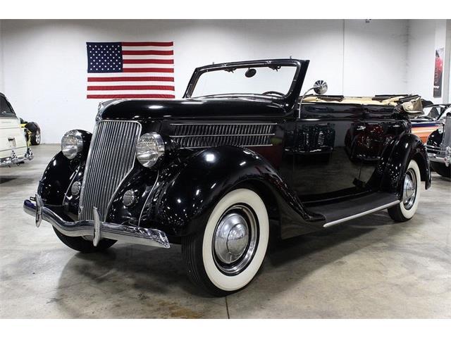 1936 Ford Sedan | 793525