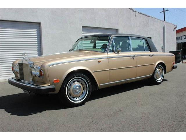 1976 Rolls-Royce Silver Shadow | 793530