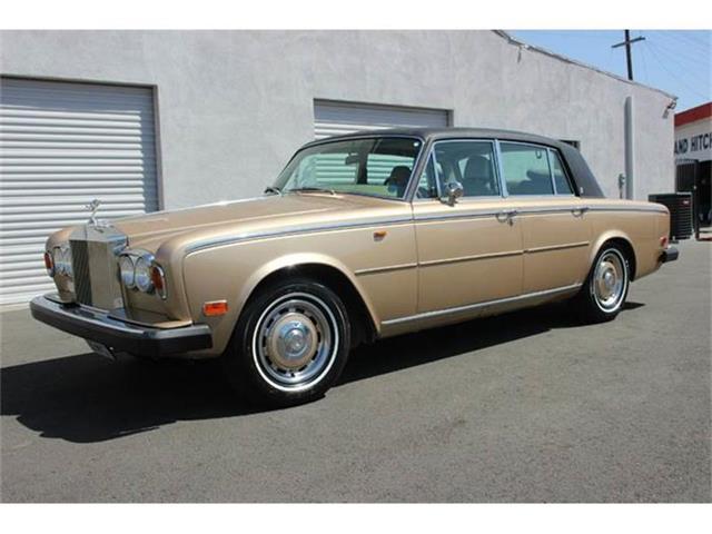 1976 Rolls-Royce Silver Shadow   793530