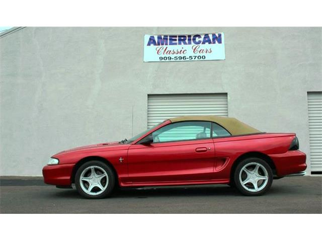 1995 Ford Mustang   793531