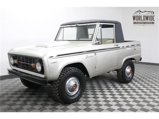 1969 Ford Bronco | 793533