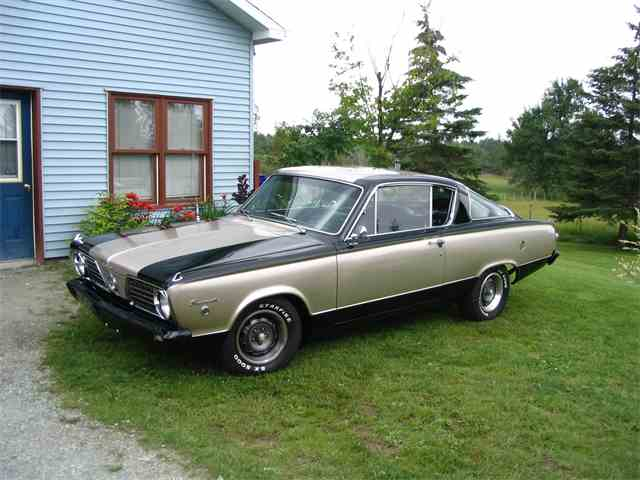 1966 Plymouth Barracuda | 793535