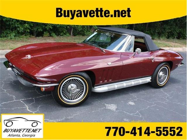 1965 Chevrolet Corvette | 793537
