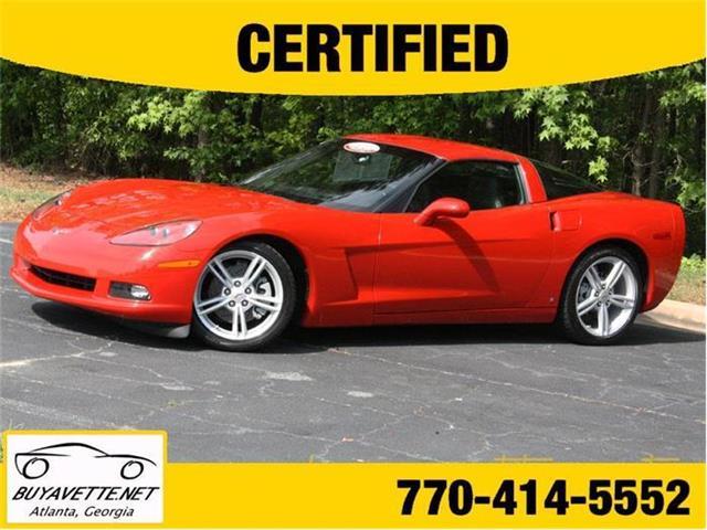2008 Chevrolet Corvette | 793545