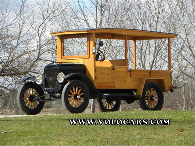 1924 Ford Model T | 793548