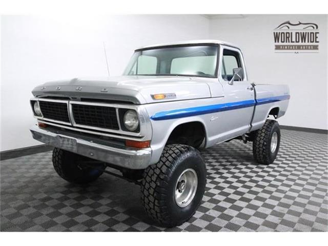 1972 Ford F100 | 793581