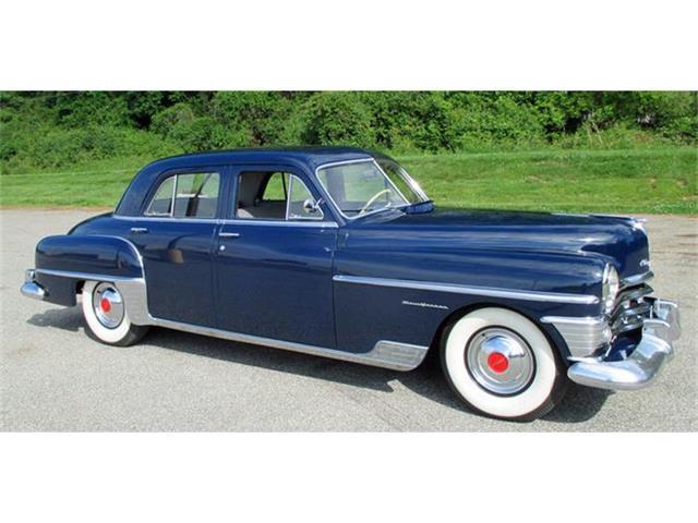 1950 Chrysler New Yorker | 793700