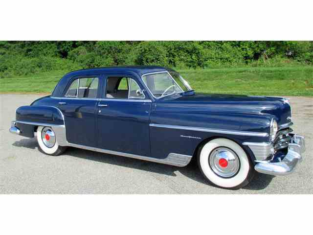 1950 Chrysler New Yorker | 793700
