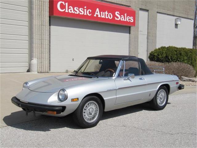 1981 Alfa Romeo Spider Veloce | 794266