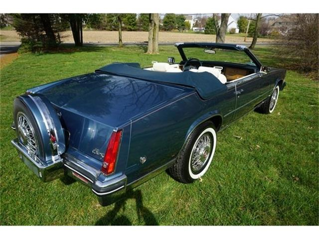1985 Cadillac Eldorado Biarritz | 794319
