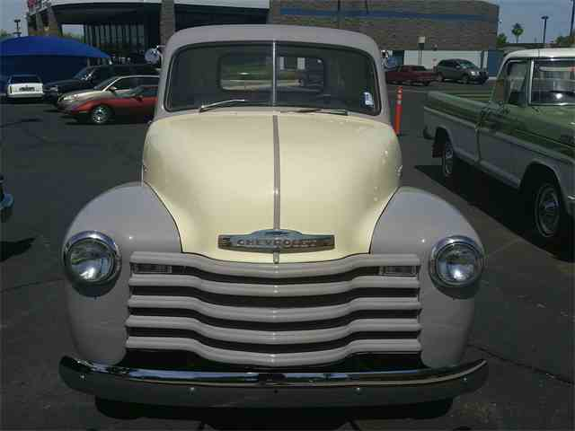 1952 Chevrolet 1/2 Ton Pickup | 794442