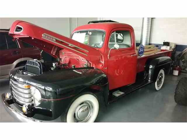 1950 Ford F100 | 794445