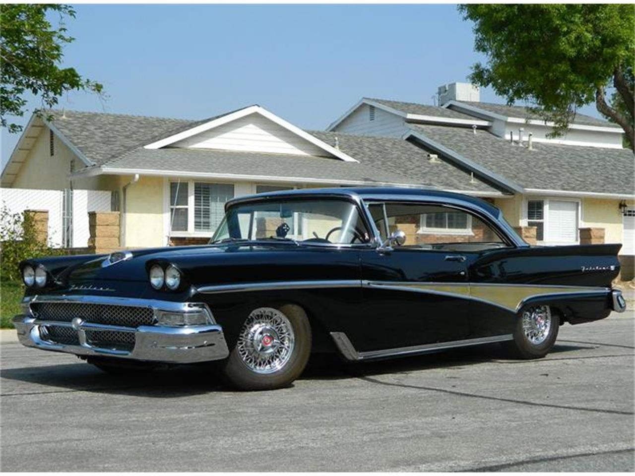 Craigslist 1958 Ford Fairlane Autos Post