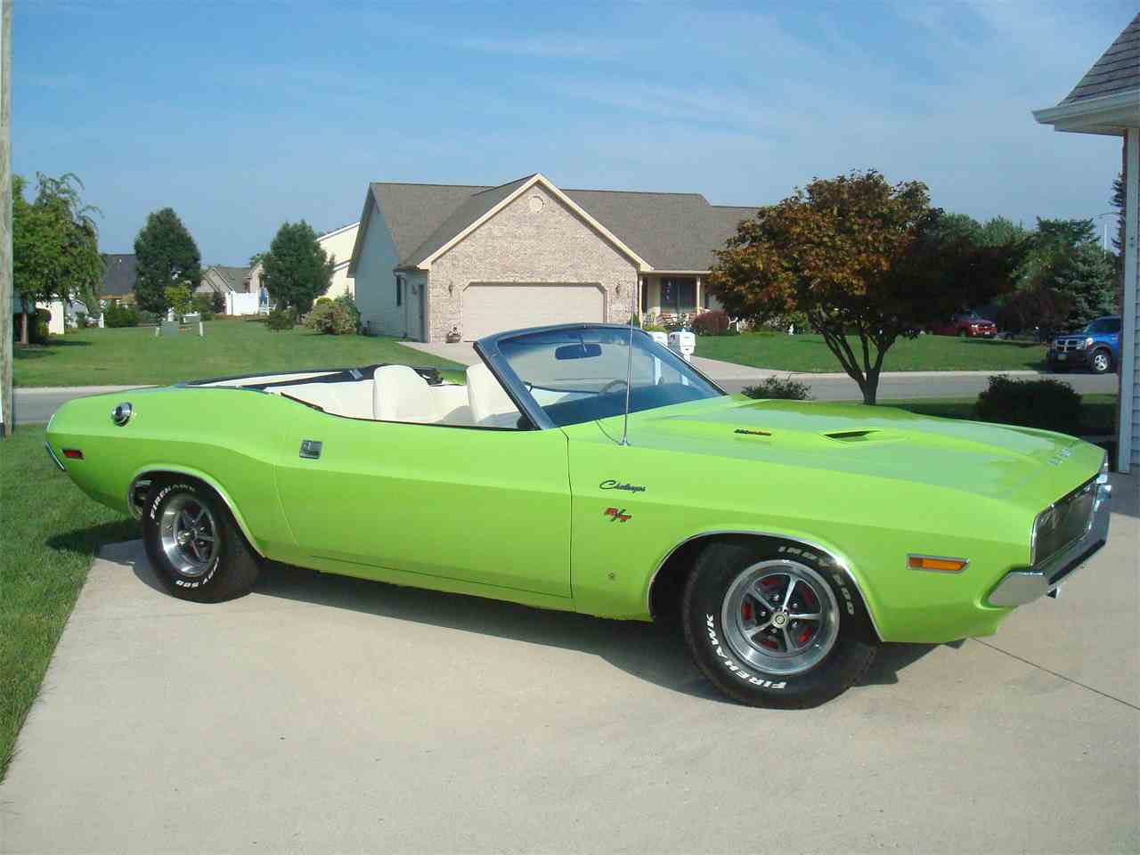1970 dodge challenger r t for sale cc 794449. Black Bedroom Furniture Sets. Home Design Ideas
