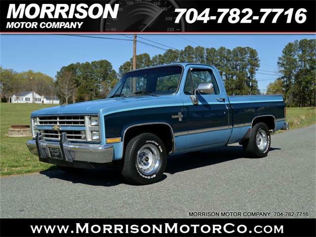 1986 Chevrolet C/K 10 | 794465