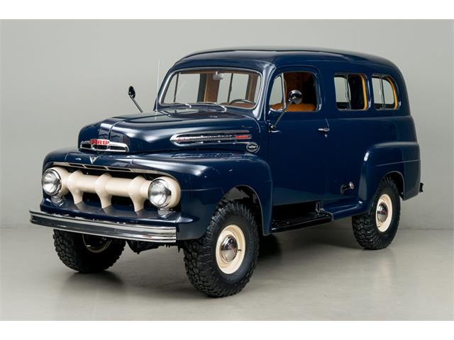 1951 Ford F1 | 794508