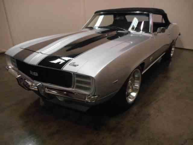1969 Chevrolet Camaro | 794521
