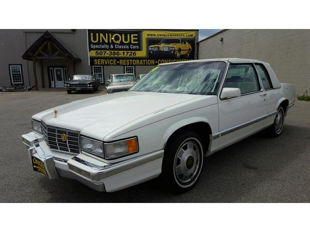 1991 Cadillac Coupe DeVille | 794569