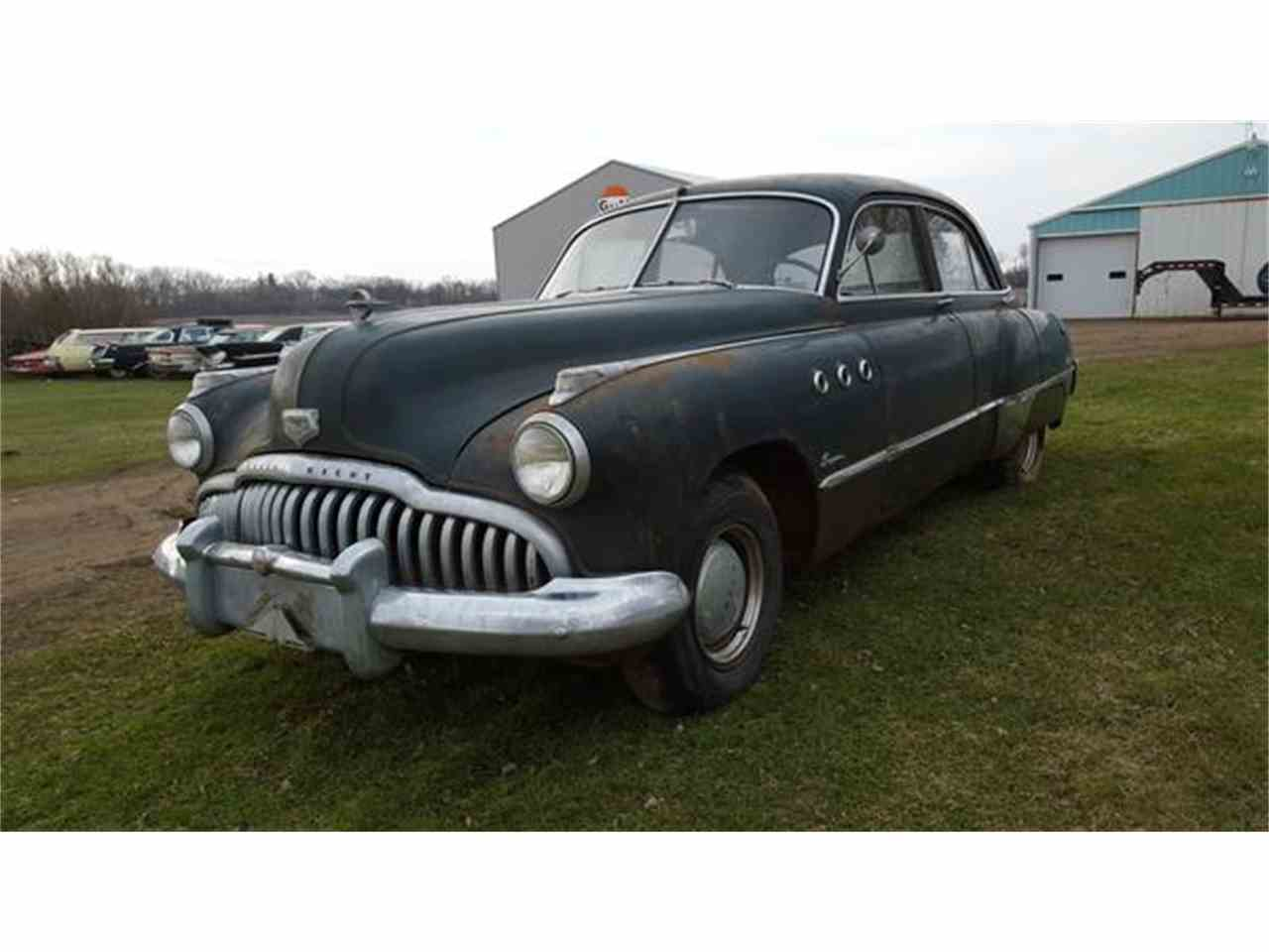 1949 Buick Super For Sale Classiccars Com Cc 794582