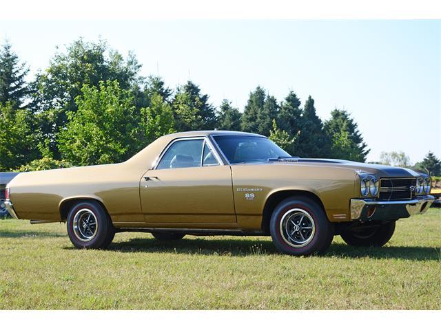 1970 Chevrolet El Camino SS | 794684
