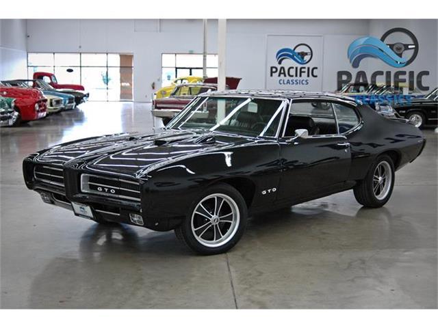 1969 Pontiac GTO | 795077