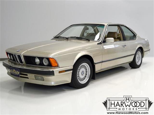 1988 BMW 635csi | 795078