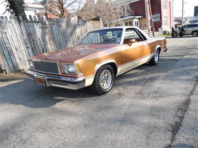 1978 Chevrolet El Camino Conquista | 795205